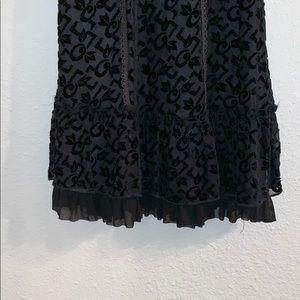 Free People Dresses - Free People - Black Mini Dress - Size 4